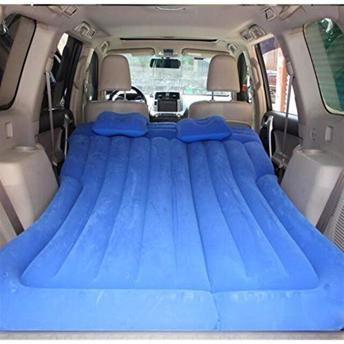 Inflatable Car Mattress SUV Inflatable Car Multifunctional Car Inflatable Bed Car Accessories Inflatable Bed Travel Goods,Air Mattress Bed Air Mattress Bed (Color Name : FW 08)
