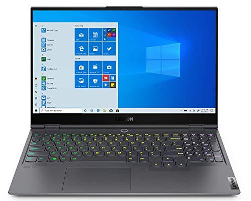 Lenovo Legion S7 - Ordenador Portátil Gaming de 15.6' FullHD 144Hz (Intel Core i7-10750H, 16GB de RAM, 512GB SSD, NVIDIA GeForce RTX 2060 Max-Q 6GB GDDR6, Windows 10 Pro) Gris - Teclado QWERTY español