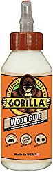 Gorilla wood glue for decoupage wood signs - used to attach letters to wood plaque