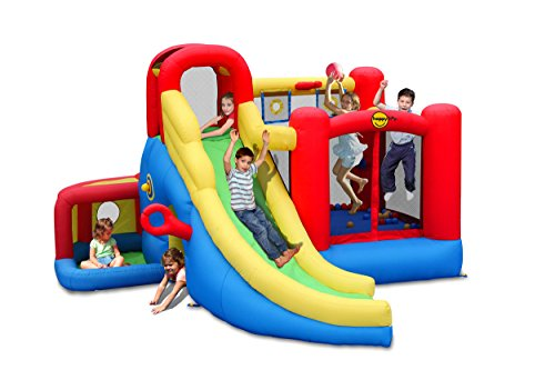 Happy Hop 9406N 11 in 1 Play Center, Multicolour