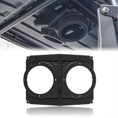 UTV Speakers Pod Enclosure for RZR, SAUTVS Waterproof Universal 6.5' Overhead Speaker Pods Box for Polaris RZR UTV Cart Accessories(1PCS)