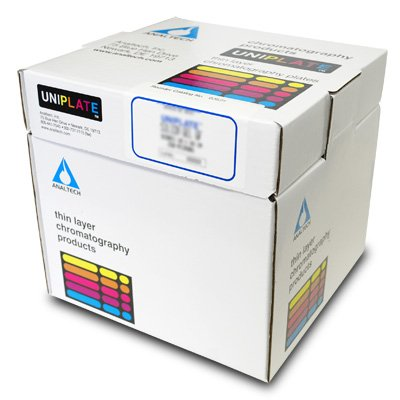 iChromatography Alumina Gf 1000Um 20X20Cm Plates 25 Virginia Beach NEW before selling Mall 04013 Box