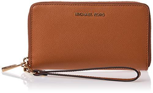 Michael Kors Large Flat Multi-Function Phone Case Acorn One Size