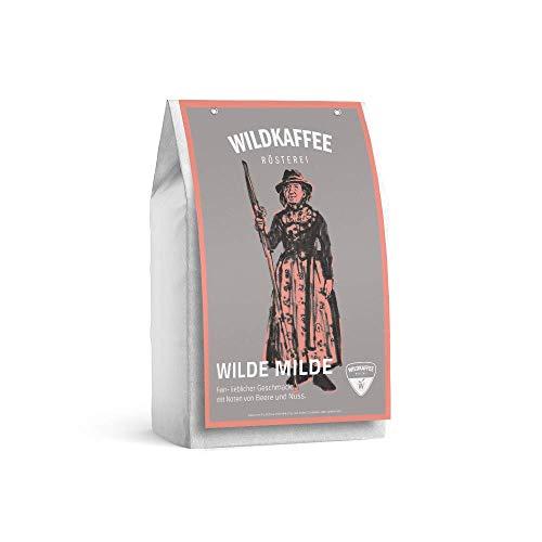 Wildkaffee Rösterei Wilde Milde, 250 g, Ganze Bohne, WK10011.250.GB