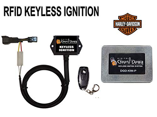 Keyless Ignition for Harley Davidson Motorcycle-All PRE 2012 Models
