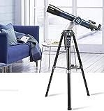 Chuihui Telescopio astronómico, catalejos portátiles, Gob automática de Alta Velocidad de la Estrella-Refracción Telescopio Mirando Las Estrellas Adecuado para la observación de Espacio