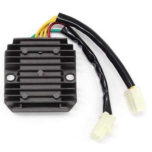 Rectificador regulador de voltaje de cargador de 5 hilos, for 31600-KV8-681 CB400 CB450 CB450S CH125 SPACY CH150 ELITE CM200 CM400 CM450 FT500