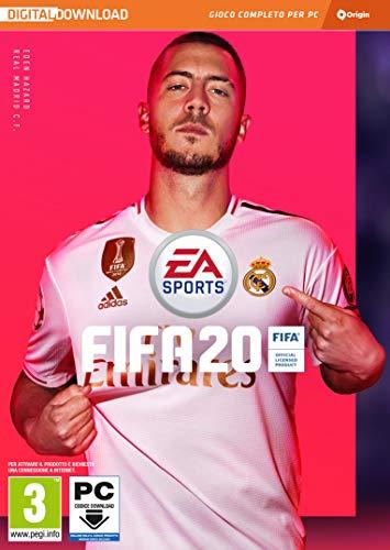 FIFA 20 - Standard - [Codice digitale nella Confezione] - PC [Importación italiana]
