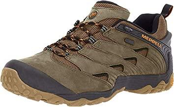 Merrell Men's Chameleon 7 Waterproof Hiking Shoe, Dusty Olive, 10.0 M US