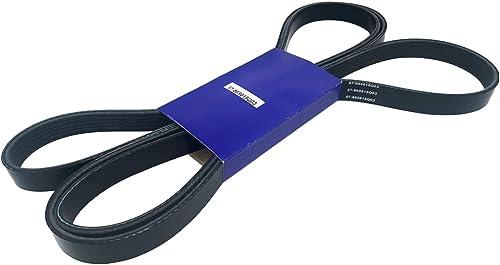 popular PLLP Replace MerCruiser online sale discount V6 V8 Serpentine Belt Alpha Bravo 57-865615-003 57-865615Q03 outlet online sale