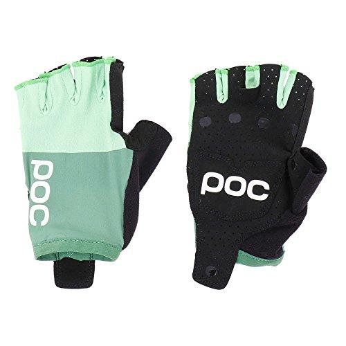 POC Sports Herren Fondo Handschuhe Kinder, Pyrit, Grün, XS