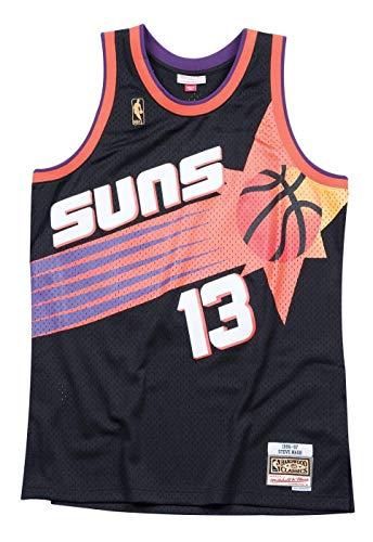 Mitchell & Ness Phoenix Suns Steve Nash 1996 Alternate Swingman Jersey (Large)
