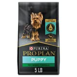 Purina Pro Plan High Protein Toy Breed Puppy Food DHA Chicken & Rice Formula - 5 lb. Bag