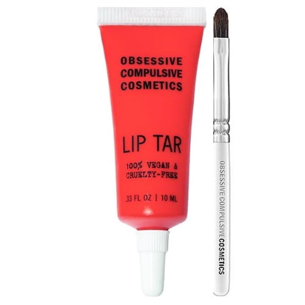 政権雨光(3 Pack) OBSESSIVE COMPULSIVE COSMETICS Matte Lip Tar - Radiate (並行輸入品)
