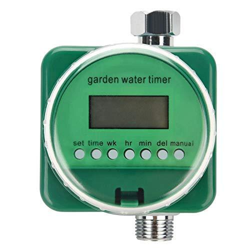 LIPENLI. Regen-Sensor LCD Automatische Gartenbewässerung Wasser-Timer Bewässerung Timer Bewässerungssteuerung
