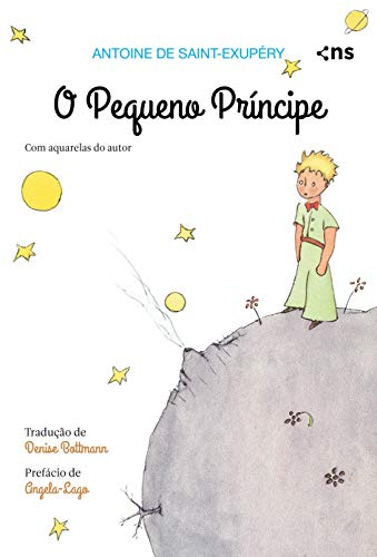 O PEQUENO PRINCIPE - CAPA ALMOFADADA