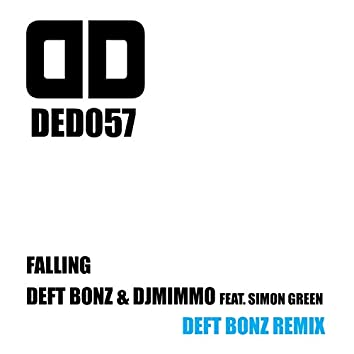 Falling (feat. Simon Green) [Deft Bonz Remix]