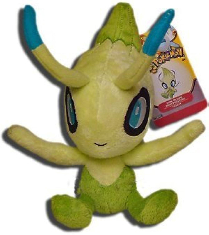 están haciendo actividades de descuento Pokemon Mini Plush - CELEBI by Jakks Jakks Jakks Pacific  con 60% de descuento