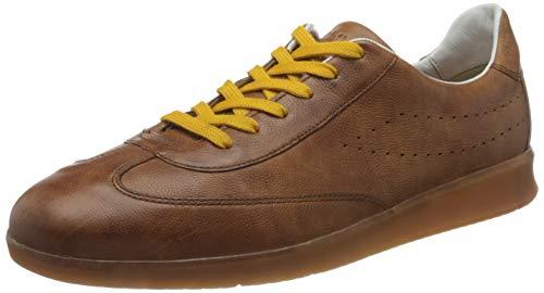 LLOYD Herren Babylon Sneaker, Cognac, 45 M EU