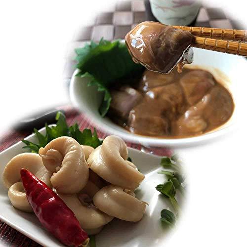 お中元 ギフト イカわたルイベ漬50g イカの白子50g*14時までのご注文 ヤマキ食品 イカ屋荘三郎