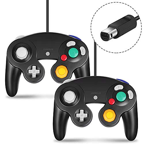 Gamecube Controller, CIPON Wired Controllers Classic Gamepad Joystick for Nintendo and Wii Console...