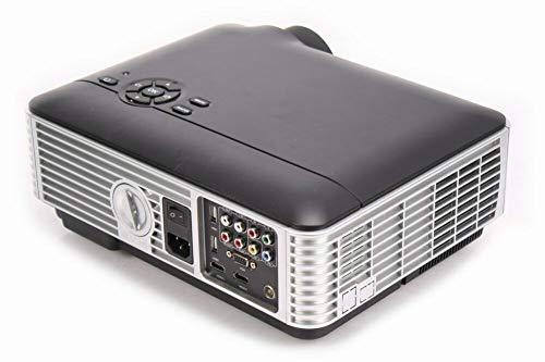 Guellin RD-806 Proyector LED HD 1080P Proyector de Video para Cine en Casa 3500 Lúmenes LED Videoproyector HDMI USB Proyector Full HD
