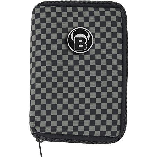BULL'S Erwachsene Dartcase Tp, Grau/Schwarz, Premium