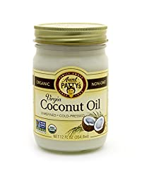 Aunt Patty's Virgin Coconut Oil