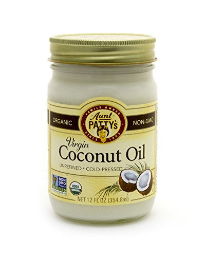 Aunt Patty's Coconut Oil, Unrefined Virgin