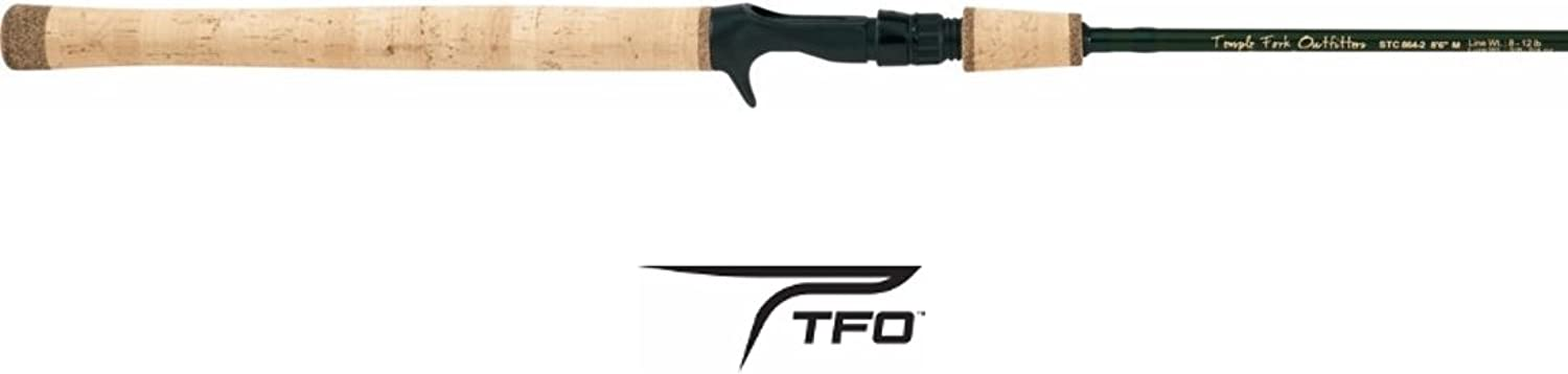 TFO Gary Loomis Signature Series Salmon Steelhead Casting Rod 9' Medium Action 2 pc.