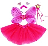 Fun Play Fairy Dressing up Costume for Girls...