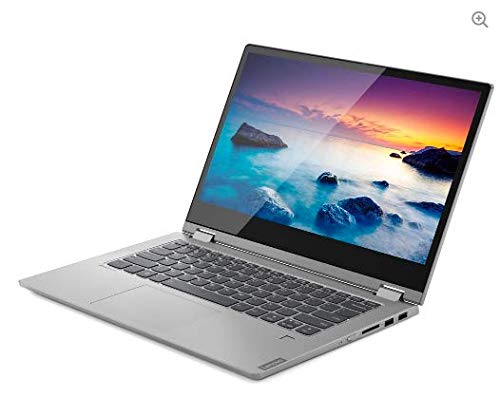 LENOVO IdeaPad C340 14' AMD Ryzen 3 2 in 1 Laptop - 128 GB SSD, Grey