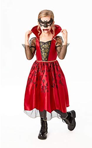 Rubie's officiële vampier, kinderen Halloween kostuum, leeftijd 9-10