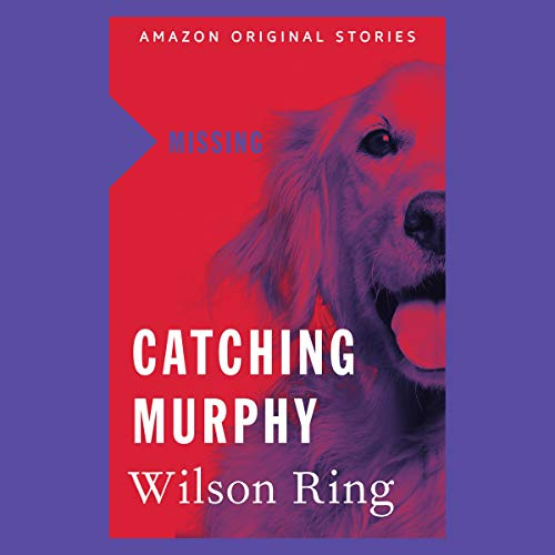 Catching Murphy audiobook cover art