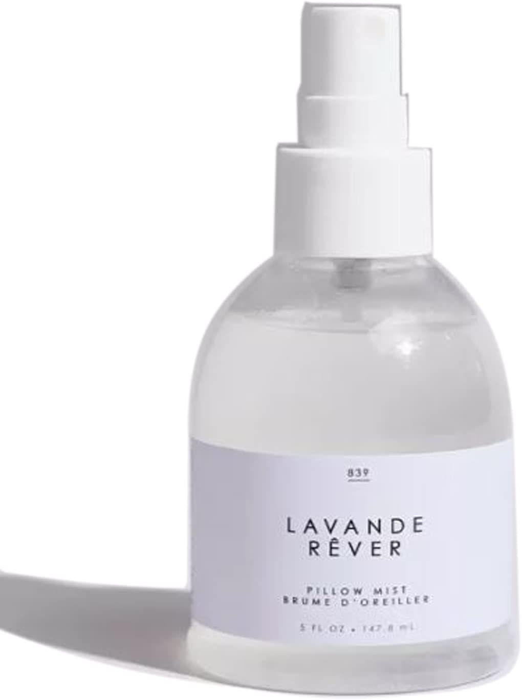 Gourmand Pillow Mist 5 High quality Fl. Seattle Mall Oz of Blended Lavender Berga Scents