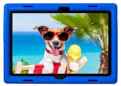 BobjGear Bobj Rugged Tablet Case for Lenovo Smart Tab M10 (TB-X605F, TB-X505F,I,L) and P10 (TB-X705F) Kid Friendly