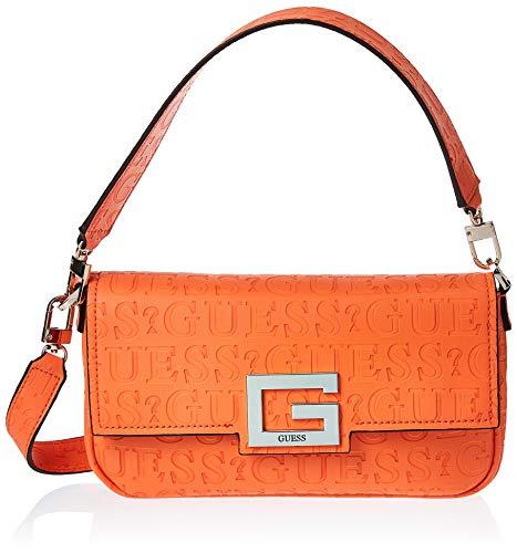 Guess Brightside Shoulder Bag Orange