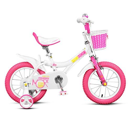 Kinderfietsen mountainbike jongensfiets individuele snelheid koolstofstalen frame, geschikt voor kinderen van 3 tot 10 jaar oud.