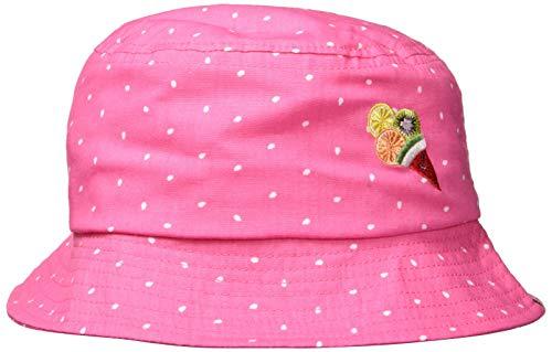 maximo Hut Chapeau De Soleil, Rose (Pink Rose-Weiss-Tropfen 64), 47 Bébé Fille