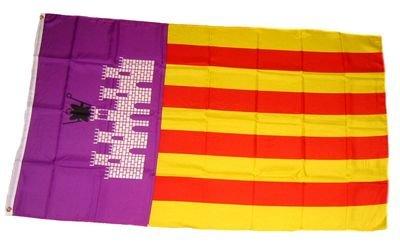 Fahne / Flagge Spanien - Mallorca NEU