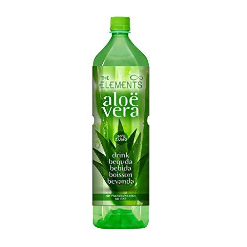 Bebida de Aloe Vera 12x1'5l The Elements sin azúcar