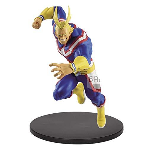 LRWTY Animes - My Hero Academia All · might beeldje figuur verzamelaar PVC figuur voor mijn helden Academia Fans POP