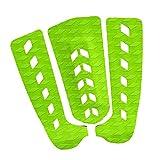 xldiannaojyb 3 UNIDS/Set Anti-Slip Tape Tapet TRACTURY Pad Pad Stomp Pad EXPLESO Accesorios DE Saluda DE Saluda (Color : Green as described)