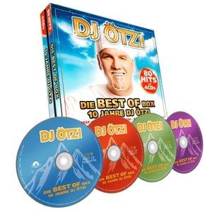 Die Best of Box - 10 Jahre DJ Ötzi