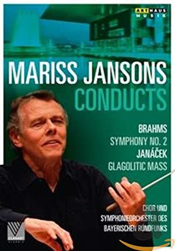 Mariss Jansons dirigiert Brahms (Sinf. 2) und Janacek (Glagolitische Messe)