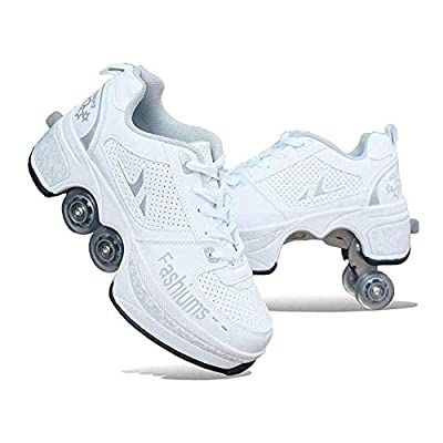 Amazon.com: retractable roller shoes