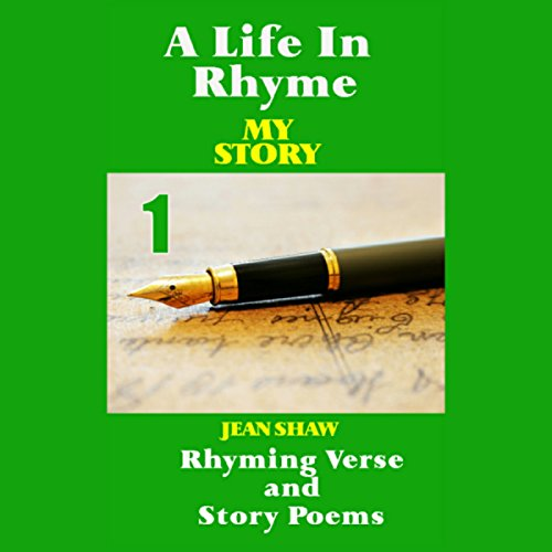 A Life in Rhyme audiobook cover art