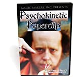 Psychokinetic Paperclip - Brian Thomas Moore's Original Masterpiece Can Now Be Yours to Fool Everyone. by Magic Makers