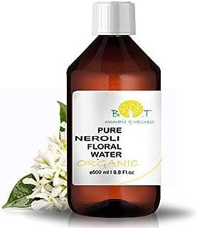 comprar comparacion Agua de Flor de Naranjo Hidrolato de Neroli Ecológico Agua Floral BIO Piel Sensible/Madura (500 ml)