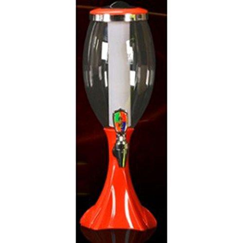 yiyang Jarra De Vino, Cerveza Distribución Dispositivo, Escocés Whisky Bourbon Vodka Y Vino, Servidor De Bebidas, Accesorios para El Vino 1.5L / 2L / 3L, Bar,Red1.5L